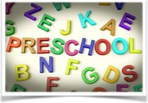 preschool-letters